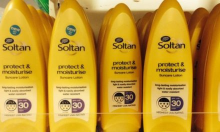 Can a £3.50 Boots suncream help save the environment?