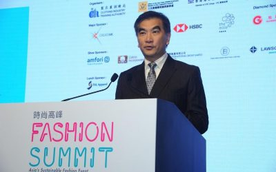 Sustainability steals the show at Fashion Summit